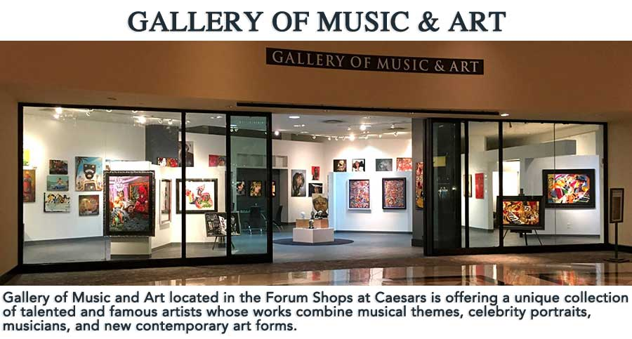 Gallery Of Music & Art