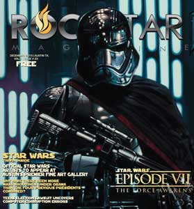 Star Wars Rockstar Cover.