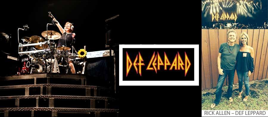Rick Allen Def Leppard