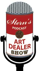 Sterns Podcast: Art Dealer Show