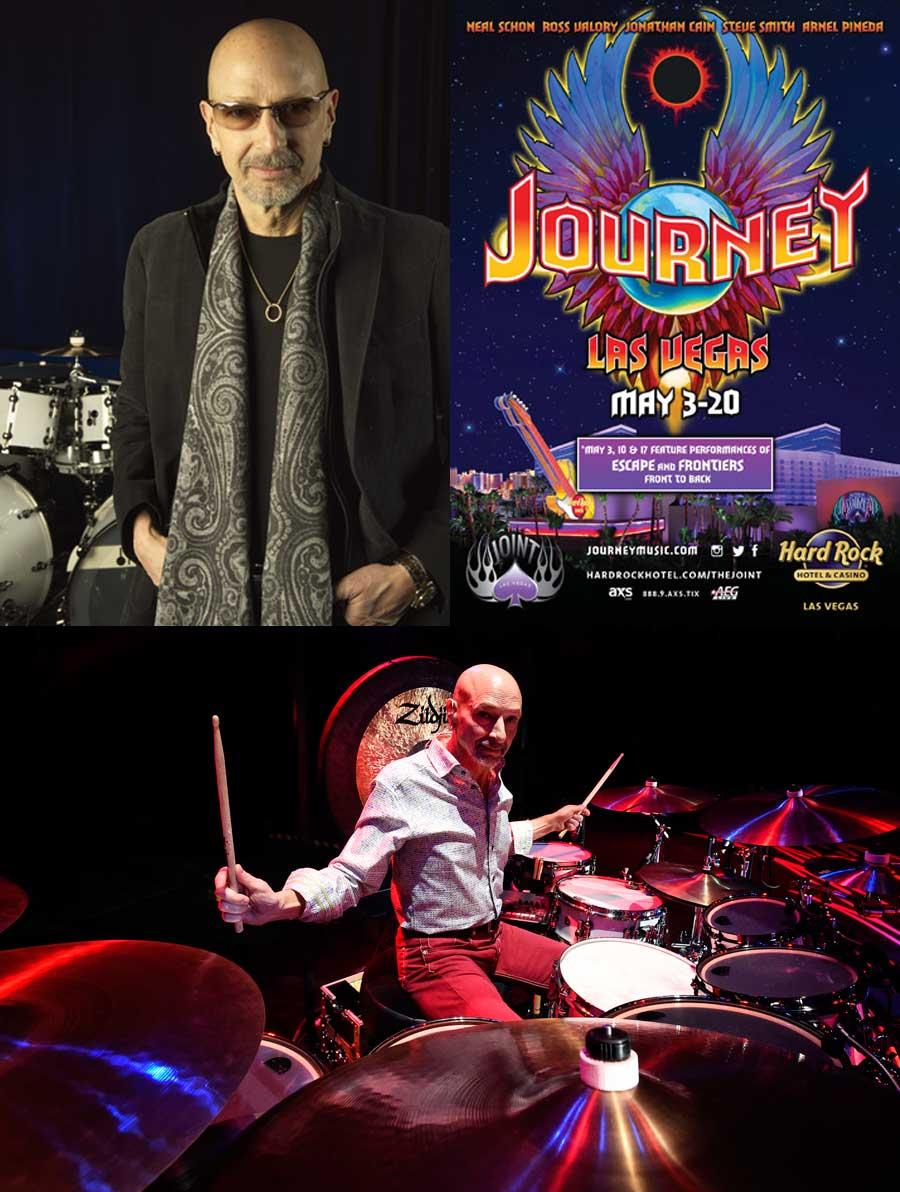 Steve Smith, Journey