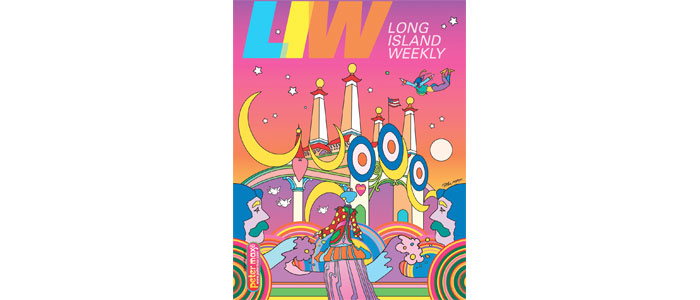 Peter Max Long Island Weekly