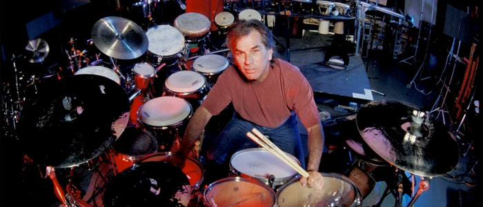 Mickey Hart: 'Grateful Dead' Drummer Creates Painting Rhythm