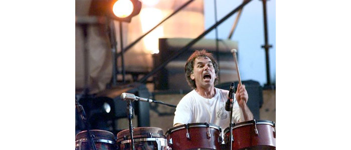 Mickey Hart unveils visual art at New Jersey gallery