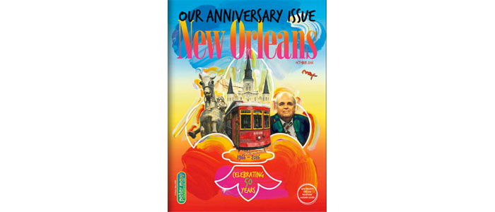 Peter Max and Our 50th