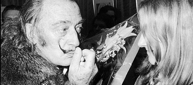Salvador Dali's dreams of sex, hippies and bullfighting