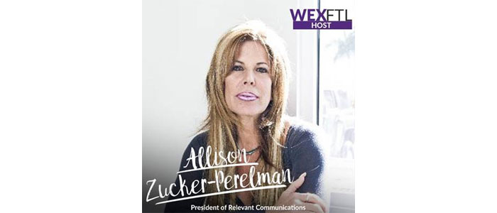 Allison Zucker Perelman – CEO & Founder Of Celebrity PR Firm Named Main  Stage Host At October Women's Expo