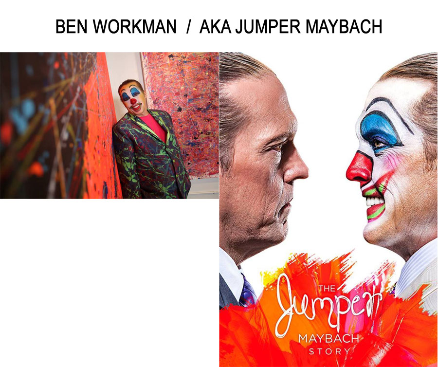 BEN WORKMAN / AKA JUMPER MAYBACH