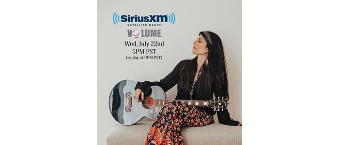 Lauren Monroe & Rick Allen on SiriusXM Discussing Big Love-