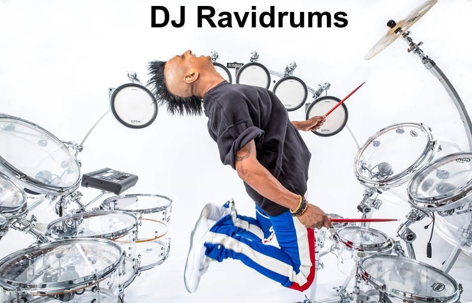 DJ Ravidrums