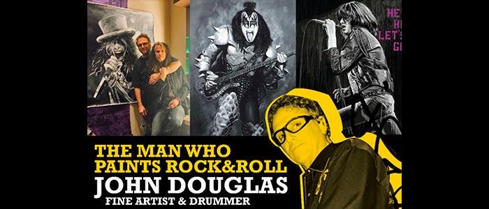 Fabulous Press For John Douglas Tampa Show