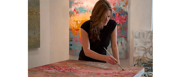 Relevant Secures Destination Tampa Bay In Support Of Artist Amy Donaldson's Appearance At The Michael Murphy Gallery