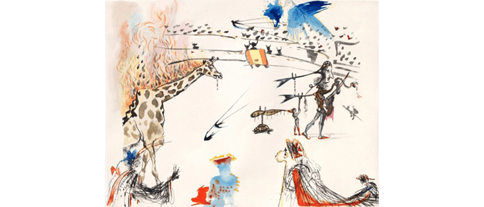 RELEVANT CONTINUES TO SECURE MAJOR PRESS IN SUPPORT OF DALI: THE ARGILLET COLLECTION