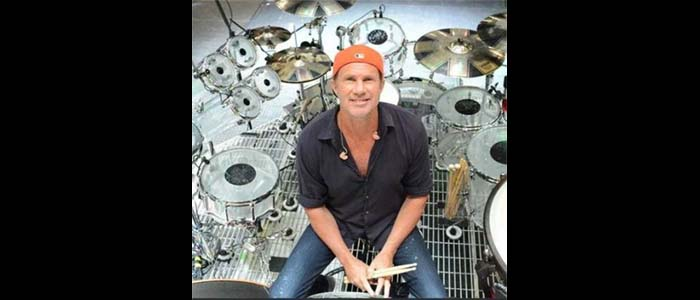 RELEVANT DELIVERS PRESS IN SUPPORT OF UPCOMING CHAD SMITH OF THE RED HOT CHILI PEPPERS APPEARANCE